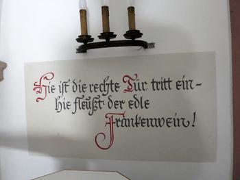 Ausflug der Montagstänzer nach Würzburg